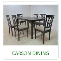 CARSON DINING